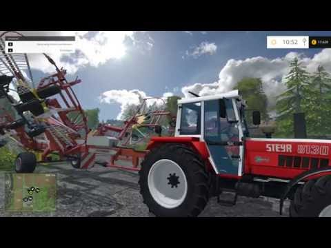 Steyr 8130A Turbo SK2 Electronic v1.0