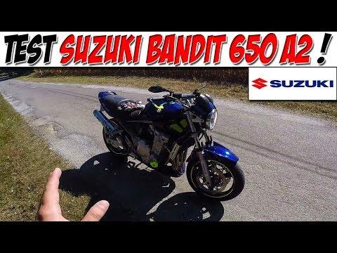 SUZUKI - BANDIT 34 CH GENRE MTT1