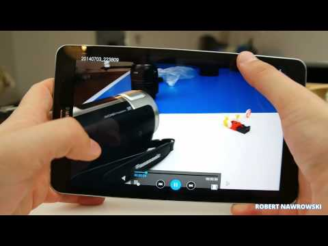 Samsung Galaxy Tab PRO 8.4 Recenzja Test Opinia Review PL