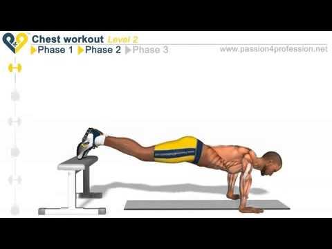 Упражнения для боковых мышц туловища