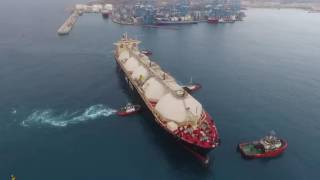 VIDEOS: Mediterrana Enters Maltese Waters