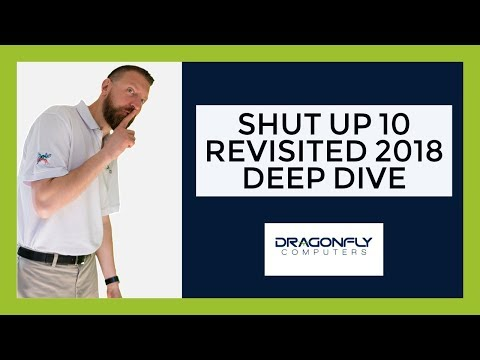 Shut Up 10 Revisited in 2018 - Deep Dive