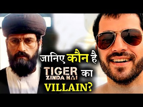 Video Meet the actor whose playing  VILLAIN in TIGER ZINDA HAI ! download in MP3, 3GP, MP4, WEBM, AVI, FLV January 2017