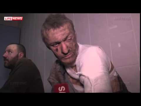 Попавший в плен украинский военный достойно ответил на хамский допрос (видео)