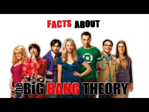 alcune curiosità su the big bang theory