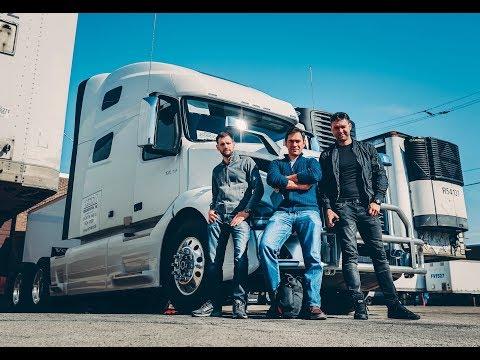 Купил ещё один новый трак Volvo 760. Алекс и Борисыч.Готовим к рейсу! Прямой эфир (видео)