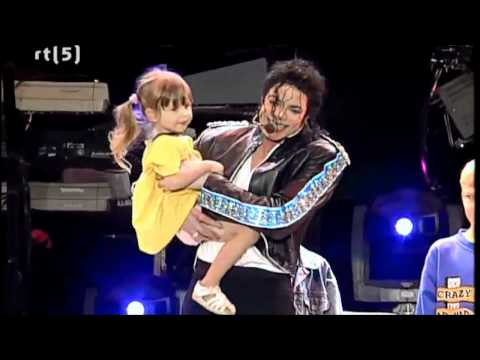 Michael Jackson – Heal the world – Live in Munich (HD-720p)