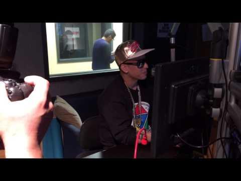 Daddy Yankee visits Mega 94.9 FM Miami (Part 3)