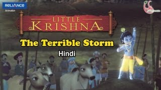 Video Little Krishna Hindi - Episode 2 Govardhana Lila MP3, 3GP, MP4, WEBM, AVI, FLV November 2018