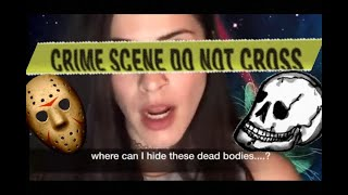 Video SCARING A SCAMMER asking where I can HIDE THE BODIES!!! LOL #irlrosie #scambaiter irl rosie MP3, 3GP, MP4, WEBM, AVI, FLV Juli 2019