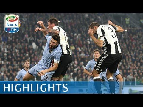juventus - sampdoria 4-1 - goleada juve doppietta di kingkong!