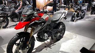 5. BMW G310 GS India Unveil + Motorrad Superbikes   MotorBeam