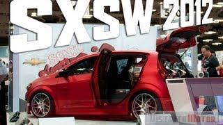 Chevrolet en el SXSW 2012