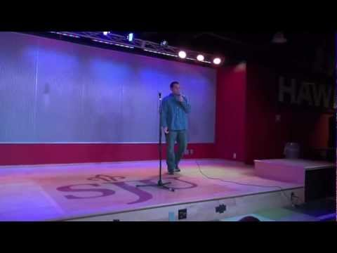 Open Mic Night First Time Stand Up Comedy