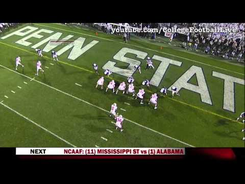 Braxton Miller vs Penn State video.