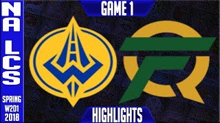 Video GGS vs FLY Highlights | NALCS Spring 2018 S8 W2D1 | Golden Guardians vs FlyQuest Highllights MP3, 3GP, MP4, WEBM, AVI, FLV Juli 2018