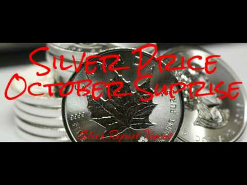 Silver Price October Surprise! The Real Danger Mounting - Economic Collapse News (видео)
