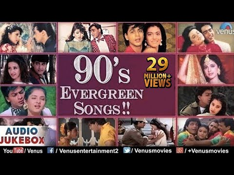Download Bollywood 90's Evergreen Songs | Jukebox | Superhit Hindi Collection | Hindi Movie Songs HD Mp4 3GP Video and MP3