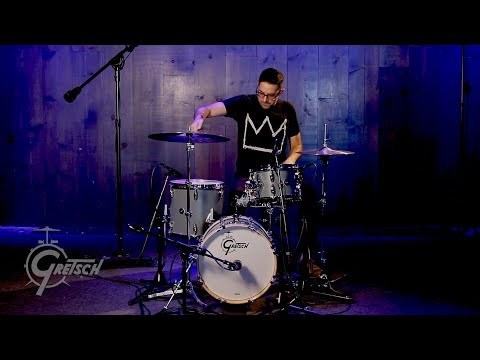 The Brooklyn Micro Kit By Gretsch: Small Drums, Big Sound. GB‐M264‐SG