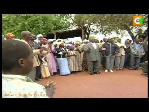ukambani - Marriage is usually preceded by a period of courtship culminating in a proposal. But during a recent visit to Mwingi, Citizen TV's Charles Kyalo found a reli...