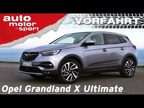Opel Grandland X Ultimate (2018): Ist das schon Pre ...