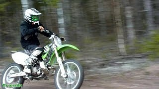 5. Kawasaki KX 250 FMF Gnarly - Sweet 2-Stroke Sound Compilation