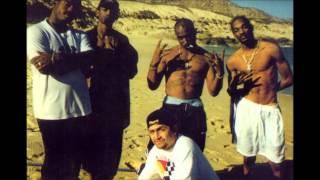2Pac - NY 87 (Now That's Dissin') ft. DJ Quik, Kurupt, Threat & Daz Dillinger 1996 RARE Rap Cali