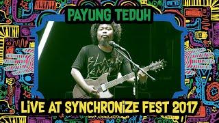 Video Payung Teduh live at SynchronizeFest - 6 Oktober 2017 MP3, 3GP, MP4, WEBM, AVI, FLV September 2018
