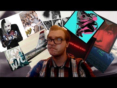Album Review Catchup (April to September 2018)   GizmoCh