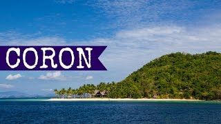 Coron Philippines  city photo : Coron, Palawan, Philippines 2015 - FULL HD