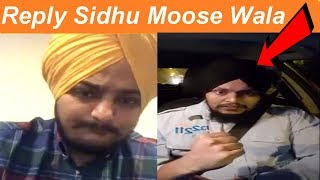 Video Sidhu moose Wala Reply To Gurjant Singh Australia MP3, 3GP, MP4, WEBM, AVI, FLV April 2018