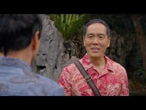 Cobra Kai - Season 3: Chozen's farewell to Daniel