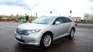 2010 Toyota Venza. In Depth Tour, Test Drive.
