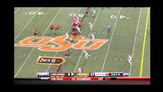 Joseph Randle vs Oklahoma (2011)