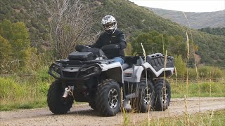5. Can-Am Outlander 6X6 Review