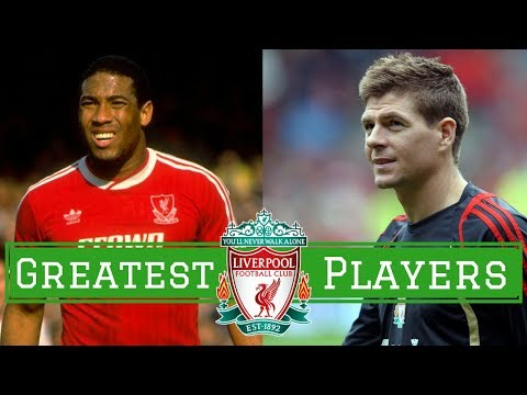 7 Greatest Liverpool Players Of All Time