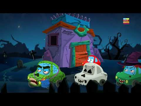 Video Little Red Car | Trick Or Treat | Spooky Hallowe  | DC Kids action movies | HC Spiderman 3D Cartoon download in MP3, 3GP, MP4, WEBM, AVI, FLV January 2017