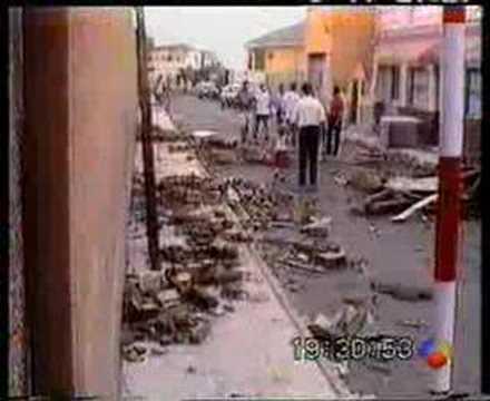 Tornado de Vista Alegre en Antena 3