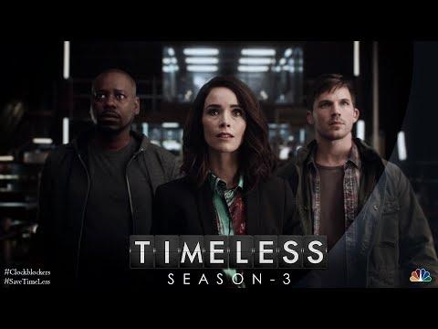 Timeless Season 3 Trailer  [FAN]
