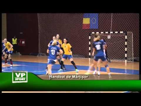 Handbal de Mărțișor