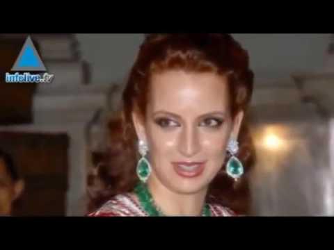 la reine du maroc est juive!?