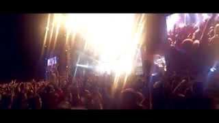 Kasabian - Fire @ Positivus Festival 2015