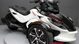 6. 2014  CAN AM  SPYDER RS-S SE5   - National Powersports Distributors