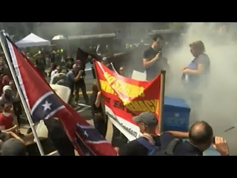 Download Protests in Charlottesville take a violent turn HD Mp4 3GP Video and MP3