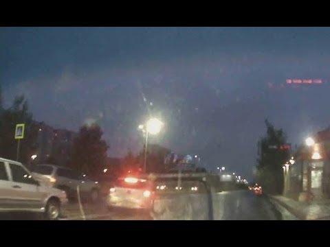 Авария с пешеходами в Нижневартовске