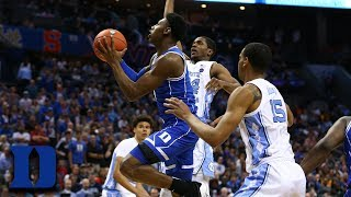 Duke Advances Past UNC In Crazy Ending
