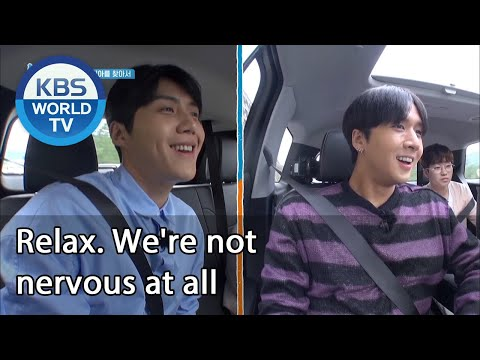 Relax. We're not nervous at all [2 Days & 1 Night Season 4/ENG/2020.10.18]