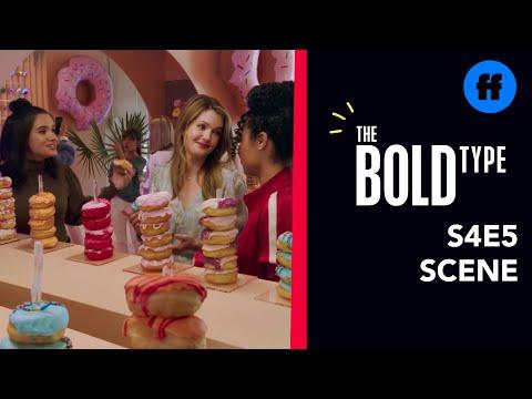 The Bold Type Season 4, Episode 5   Doughnut Tasting   Freeform