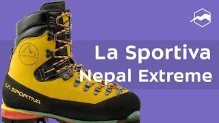 Ботинки для ледовых восхождений La Sportiva Nepal Extreme