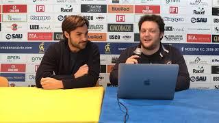 Scopriamo il Modena Fc - Intervista Armando Perna